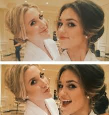 sadie robertson homecoming hair favorite savannah chrisley sadie robertson love these 2 young ladies