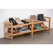 Shoe Rack by Shoe Racks Shelves Shoe Storage Closet Storage