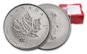 2017 canada 1 oz silver maple leaf 150th reverse proofs 150 piece