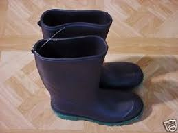 womens boots size 11 ebay s black green chain link sole chore boots size 11 ebay