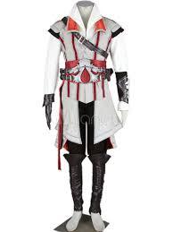 Assassin Halloween Costumes Inspired Assassin U0027s Creed Ezio Halloween Cosplay Costume
