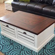 Chest Coffee Table Kreg Tool Company
