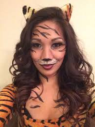Tiger Lily Halloween Costume 20 Tiger Makeup Ideas Cat Makeup Leopard