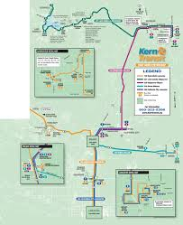 Los Angeles Metrolink Map by Kern Transit Route 100 Bakersfield U2013 Lancaster