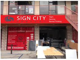 Sign Awning Sign City Signmaking 2801 S Vermont Ave Adams Normandie Los
