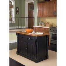 kitchen islands black home styles monarch black kitchen island with seating 5008 948