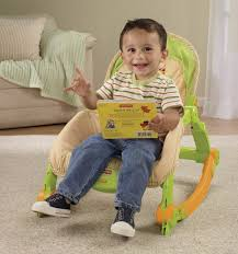 Toddler Rocking Recliner Chair Amazon Com Fisher Price Newborn To Toddler Portable Rocker