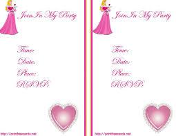 free kids invitation templates custom invitation template design