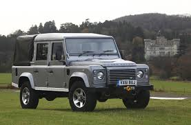 range rover defender pickup land rover defender pictures auto express