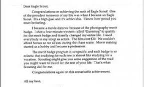 doc 12751650 eagle scout letter of recommendation u2013 download