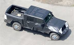 jeep truck 2016 production of jeep truck to start in 2019 the blade