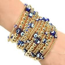 evil eye beads bracelet images Evil eye jewelry bracelets just trendy girls jpg
