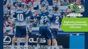 lexus dealer baltimore md chesapeake bayhawks announce continued partnership with l
