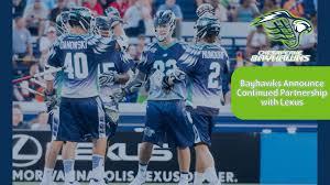 lexus championship atlanta chesapeake bayhawks announce continued partnership with l