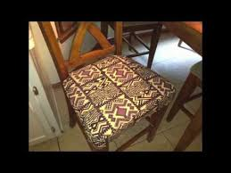 Diy Dining Room Chair Covers Diy Chair Covers Youtube