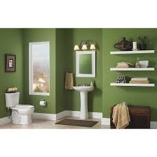 Skirt For Pedestal Sink by Shop Aquasource 33 66 In H White Vitreous China Pedestal Sink At