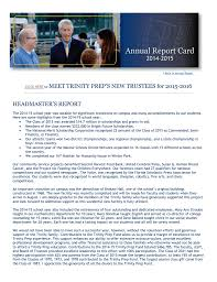 lexus financial report 2014 2014 15 annual report trinity preparatory
