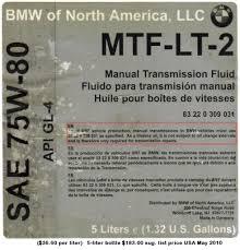 manual transmission gear oil use the right stuff u002702