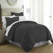 Bed Sets Black Black Bedding Sets You Ll Wayfair