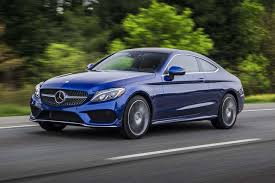 2017 mercedes c300 coupe review second drive
