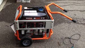 generac xg8000e generator review youtube
