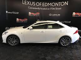 lexus sport is pre owned 2017 lexus is 350 demo unit f sport series 3 4 door