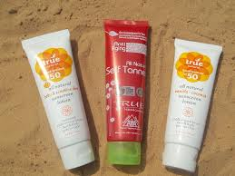 All Natural Sunless Tanning Lotion True Natural Sunscreens And Self Tanner