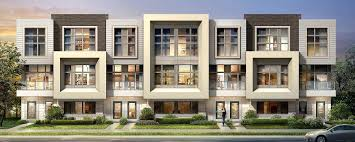 eaton square townhouse in markham markland place by kalexia developments in markham