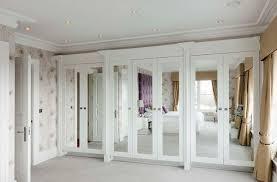 Closet Mirror Door How Mirrored Closet Doors Can Enhance The Of Your Home