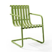 Bouncy Patio Chairs by Crosley Gracie Retro Spring Chair Hayneedle