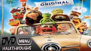 the muppet 1979 2013 dvd menu walkthrough