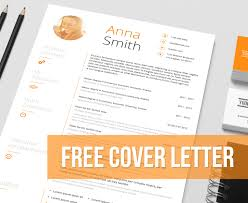 free cover letter template for resume free creative resume and cover letter templates adriangatton