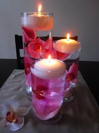 wedding candle centerpiece ideas candle centerpiece