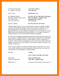 4 examples of a business letter format biodata samples