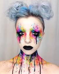27 terrifyingly fun halloween makeup ideas you u0027ll love highpe
