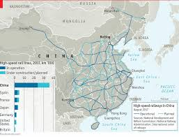 World Map Beijing China by China U0027s High Speed Trains Are Back On Track