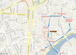 Map Of Seville Spain by Day 6 Sevilla And Cordoba U2013 Fruit Flies Like A Banana