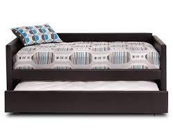 Bookcase Daybed With Drawers And Trundle Kids Furniture Furniture For Kids Rooms Furniture Row
