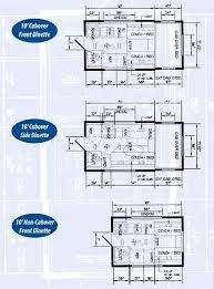 Outback Campers Floor Plans 134 Best Floor Plans For Campers Trailers Tiny House