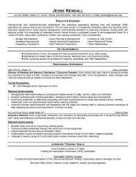 resume sample for kitchen steward professional resumes sample online