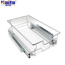 vegetable storage kitchen cabinets china kitchen cabinet drawer basket mesh wire kitchen
