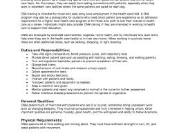 Commendable Make A Job Resume Resume Incredible Resume Examples For Cna Job Commendable Resume