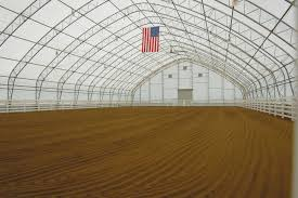 indoor riding arena clearspan fabric structures blog