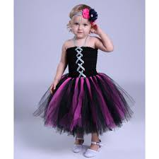 black dress for halloween party online buy wholesale halloween black tutu dress from china