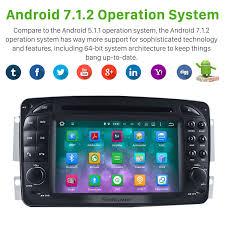 aftermarket android 7 1 gps navigation system for 2000 2005