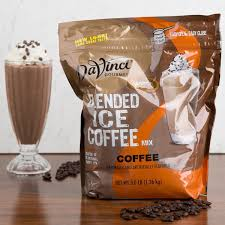 Coffee Mix gourmet ready to use iced coffee mix 3 lb