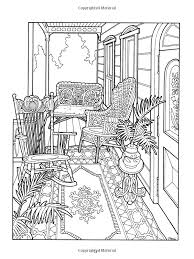 napping house coloring pages the victorian house coloring book dover history coloring book