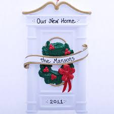 home ornament invitation template