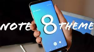 mood galaxy note 8 stock wallpapers samsung galaxy note 8 theme youtube