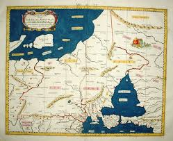 East Europe Map by Antiquemaps Fair Map View Ptolemy Map Of Eastern Europe